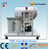 TYB series Portable explosion proof type light fuel oil cleaning equipment by removal of water and particles, no heater required