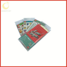 Custom promotional fridge magnet notepads