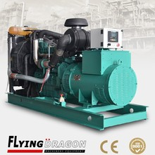 latest 200 kw dynamo price, 250 kva electric power generator with VOLVO TAD734GE engine