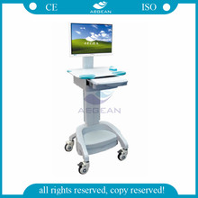 AG-WT002A CE &ISO High Quality All in One medical trolley with battery
