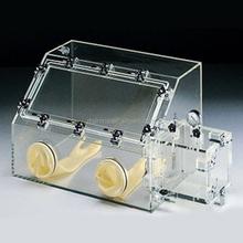 custom made clear plexiglass box waterproof