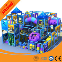 Soft Toys Electronic Kids Indoor Playground Equipment Naughty Fort