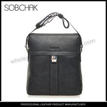 Latest design new arrival products top fashion black shoulder handbags 2012