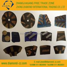 Metal bond diamond floor polishing wheel (dry or wet)