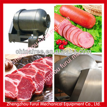 Stainless steel vacuum fish tumbler / meat ball rolling machine / meat kneading machine