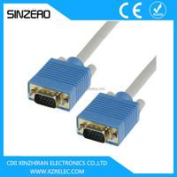 vga cable angle/vga to rca cable/micro usb to vga cable