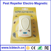 Hot sale Ultrasonic Electronic Anti Mosquito Rat Mice Pest Bug Control Repeller with factory price
