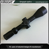 welcomed illuminated black matte 3-9x50 tactical scope