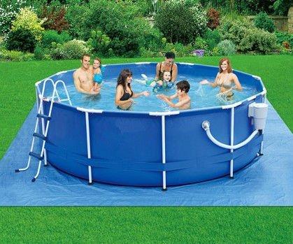 12 39 X 36 Metal Frame Plastic Swimming Pools Buy Plastic Swimming Pools Large Plastic Pool
