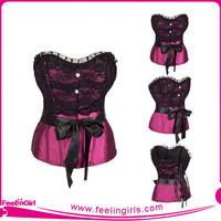 Big Stock plus size sexy slimming corset