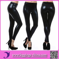 2015(CF1154)Faxu Leather Sexy Pvc Leggings