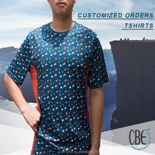 [2015] Customized Orders Polyester T shirts