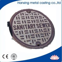 Standard manhole cover as customized EN124 B125