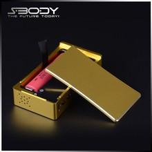 S-body 50w vape pen box mod dry herb vaporizer box mod vapor malaysia