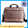 Factory Price Brown Leather Laptop Bag