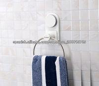 suction cup plastic unique towel rings