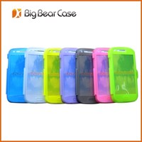 Cheap jelly case for samsung galaxy core duos i8260 i8262