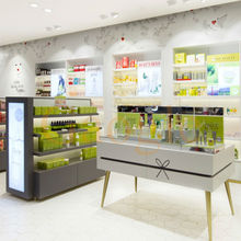 high end fashion cosmetic shop design furniture/cosmetic shop interior design
