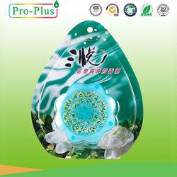 oem private label 50g Air freshener car/Automatic air freshener/Custom car air freshener