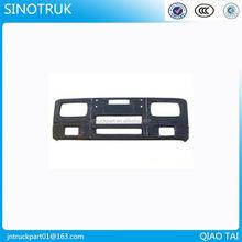SINOTRUK stainless steel rear truck bumper