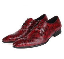 New design men party wear shoes luxurious party wear shoes