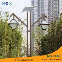 OEM galvanized pole solar light pole