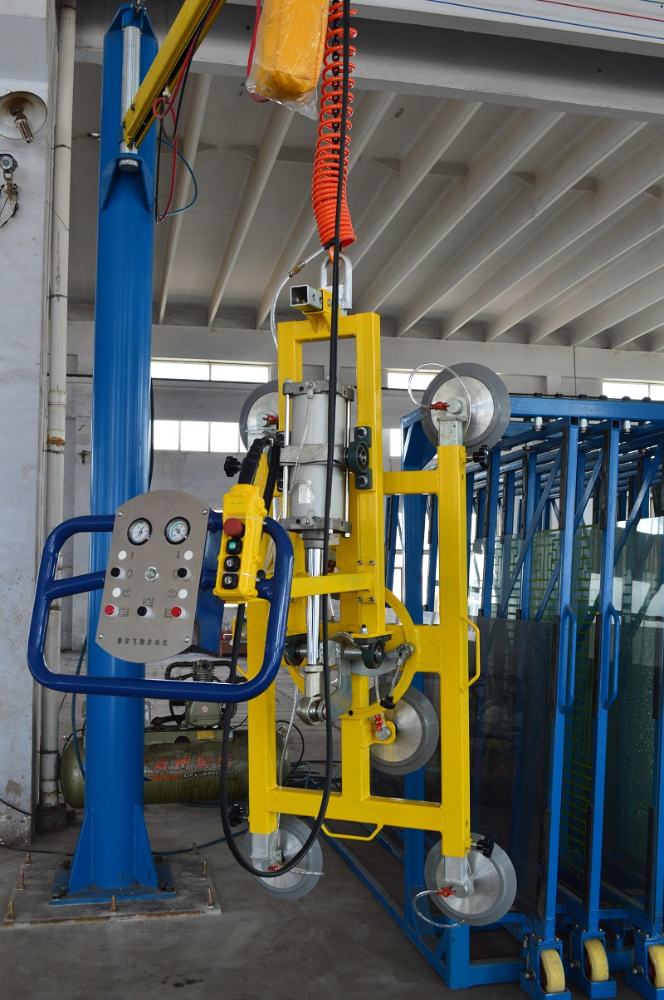suction cup machine