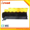 3-5 canal plástico proteção do cabo de cobre do cabo de plástico de proteção abrange cabo subterrâneo capa de proteção