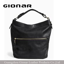 new fashion guangzhou trend lady leather handbag