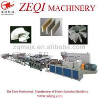 Suitable Price Plastic PVC crust foam board production line