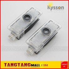 Kysson products For Ben z Car LED Emblem Light Door Step Ground Projecting Lamp for Ben z CLS class