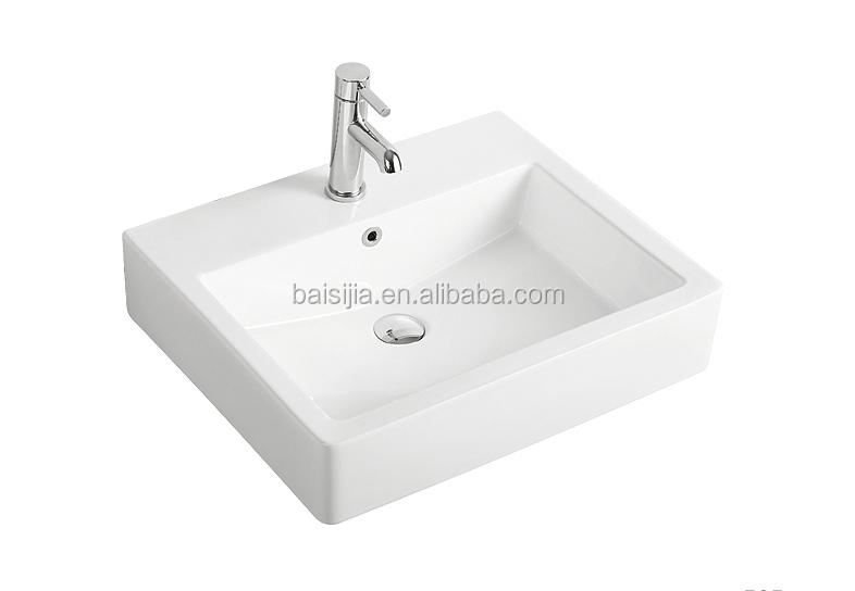 Toto Design Sanitary Ware Ceramic Wash Basin/bathroom Sink(bsj-a8245 ...