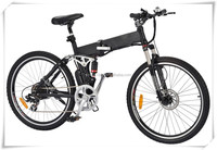 2015 new hummer electric mountain bike / 26' Land rover electric bicycle with inner battery / folding e bike