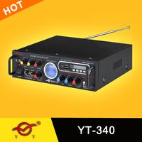 Karaoke amplifier factory AV-340 professional power amplifier component