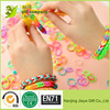 Kits cheap loom bands/ new designs diy colorful silicone loom bands
