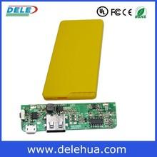 led display power bank pcb board assembly, power bank board