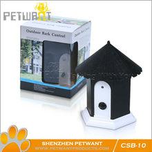 dog wireless fence/ ultrasonic dog training device wtih outdoor use range 50 feet