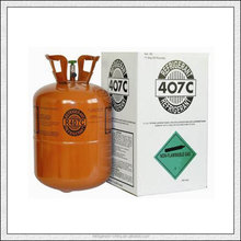 R407c refrigerant with 99.9% purity and factory price for sale