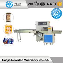 Fabrika nd-jah250x/350X/450x yatay peynir paketleme makinesi