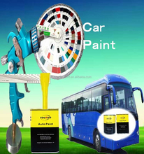 Acrylic Spray Clear Coat with Specific Hardening Agent for Auto Repairing