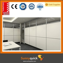 cheap portable used office partition wall made of sunny