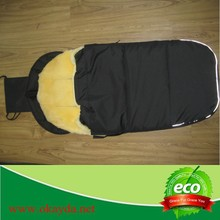 wholesale sheepskin baby envelope sleeping bag