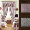 High quality tiebacks window curtain for modern living room