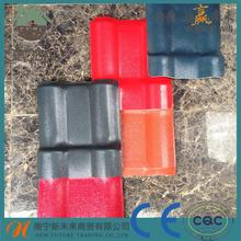 Brand new pet plastic roofing spanish style tiles sizese tiles with low price
