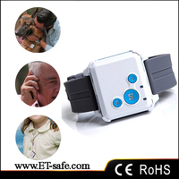 android gps smart bracelet GSM monitoring gps tracker/SIM card SMS spy gps tracking equipment