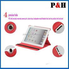 360 Rotating PU Leather Flip Stand Smart Sleep Cover Case for Apple ipad Air 1 2