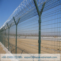 China factory manufacturer double ring fence