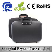 High quality business style computer bag, Professional eva zipper laptop bag, latest design computer cases