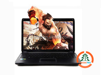 Economic models 15.6-inch dual-core Laptop quad-core Core i5 Video game notebook