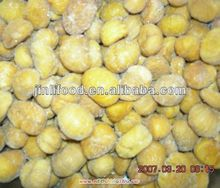 congelado núcleos de castañas